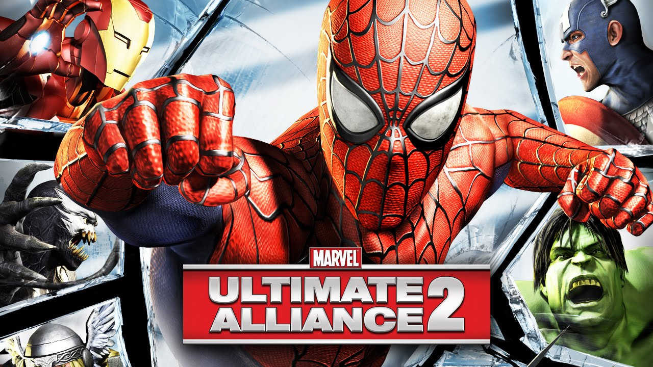 Marvel Ultimate Alliance 2 Highly Compressed Archives Gametrex