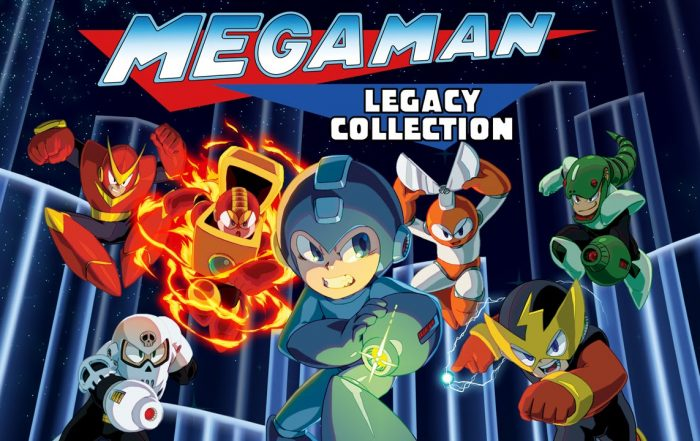 Mega Man Legacy Collection Free Download