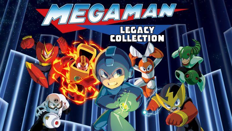 Mega Man Legacy Collection Free Download