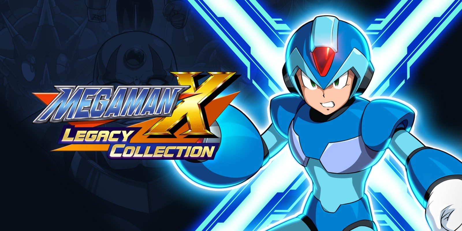 Mega Man X Legacy Collection Free Download