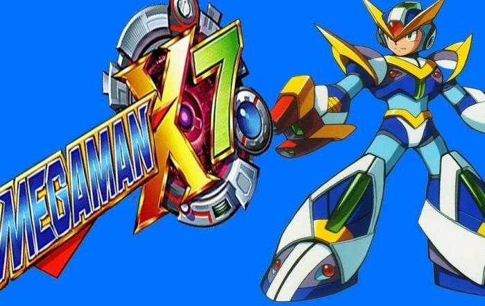 Mega Man X7 Free Download