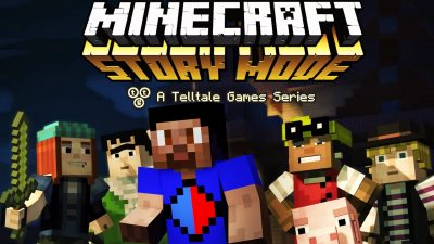 Minecraft Story Mode - Episode 1 Free Download