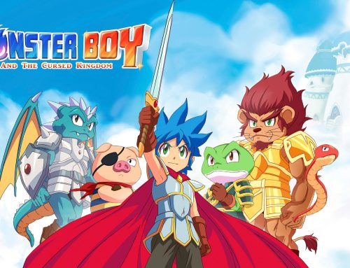 Monster Boy and the Cursed Kingdom Free Download