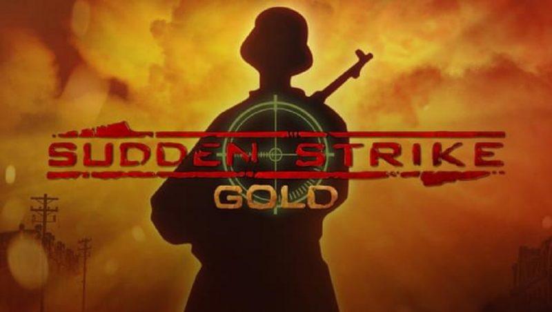 Sudden Strike Gold Free Download