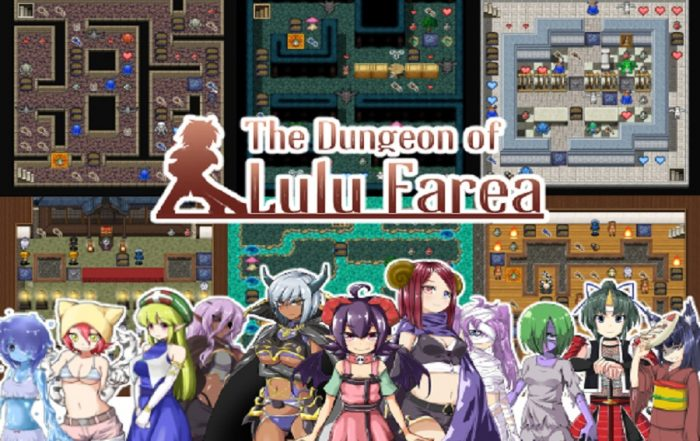 The Dungeon of Lulu Farea Free Download