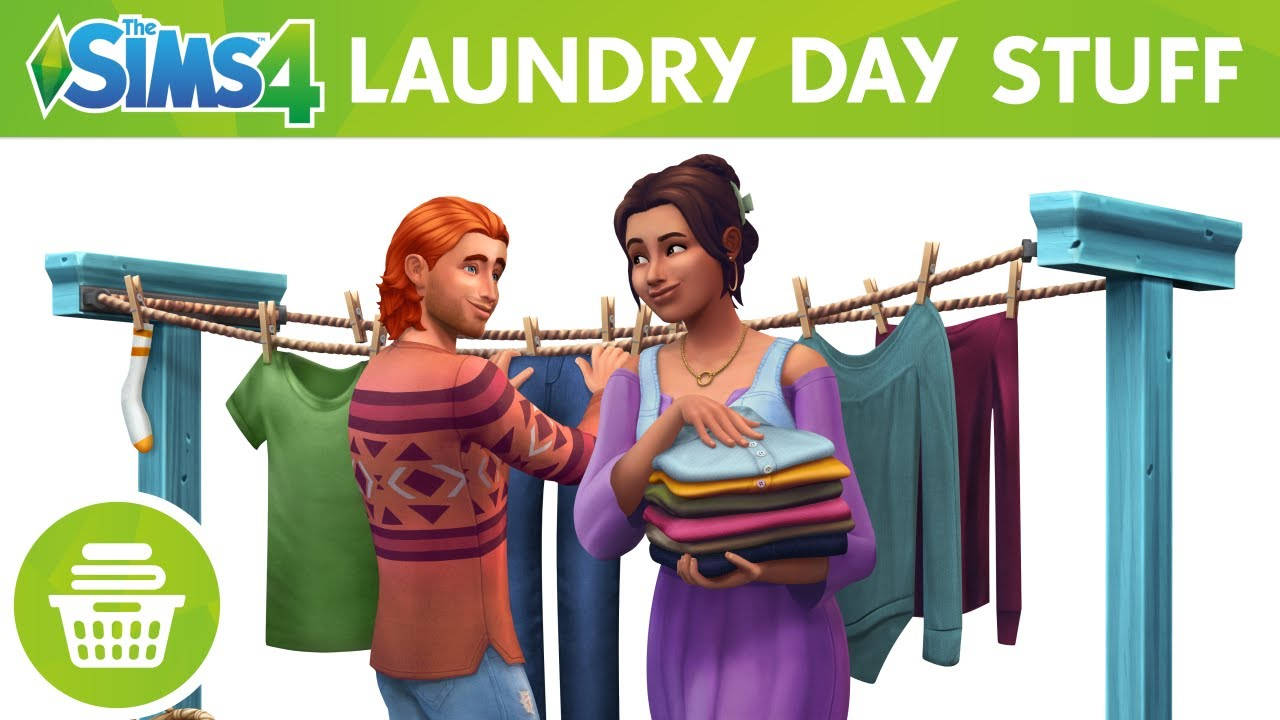 The Sims 4 Laundry Day Stuff Free Download