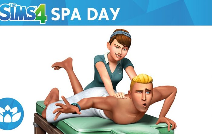 The Sims 4 Spa Day Free Download