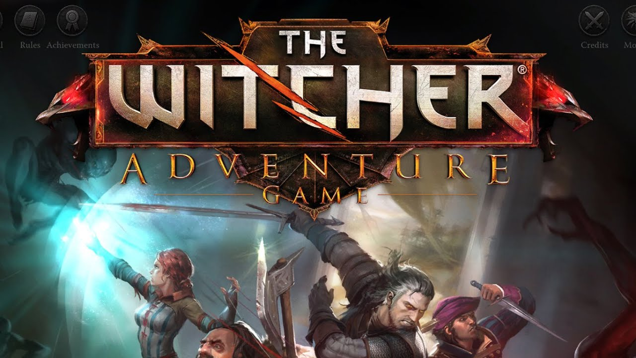 The Witcher Adventure Game Free Download