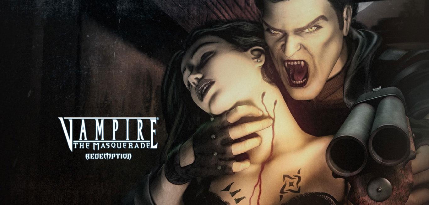 Vampire The Masquerade - Redemption Free Download
