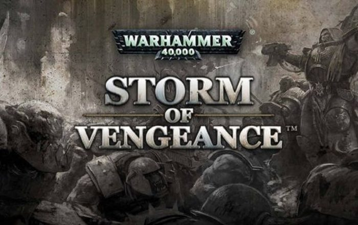 Warhammer 40,000 Storm of Vengeance Free Download