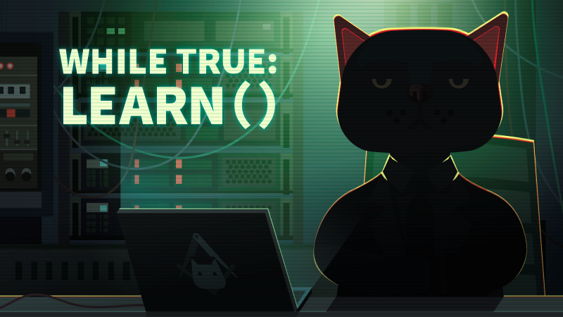 while True learn() Free Download
