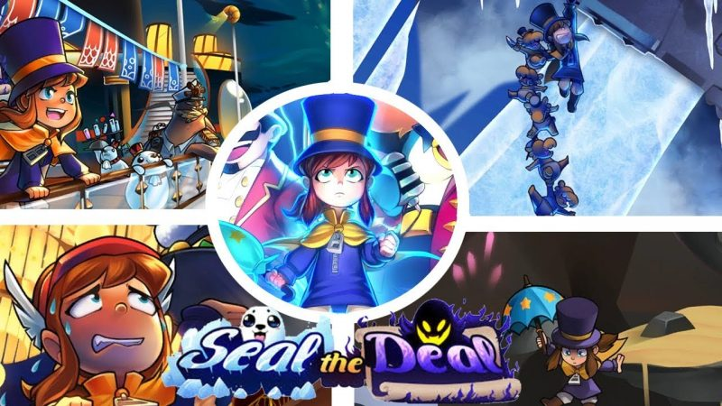 A Hat in Time - Seal the Deal Free Download