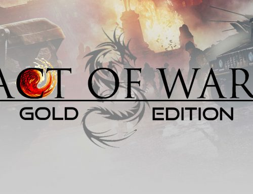 Act of War: Gold Edition Free Download