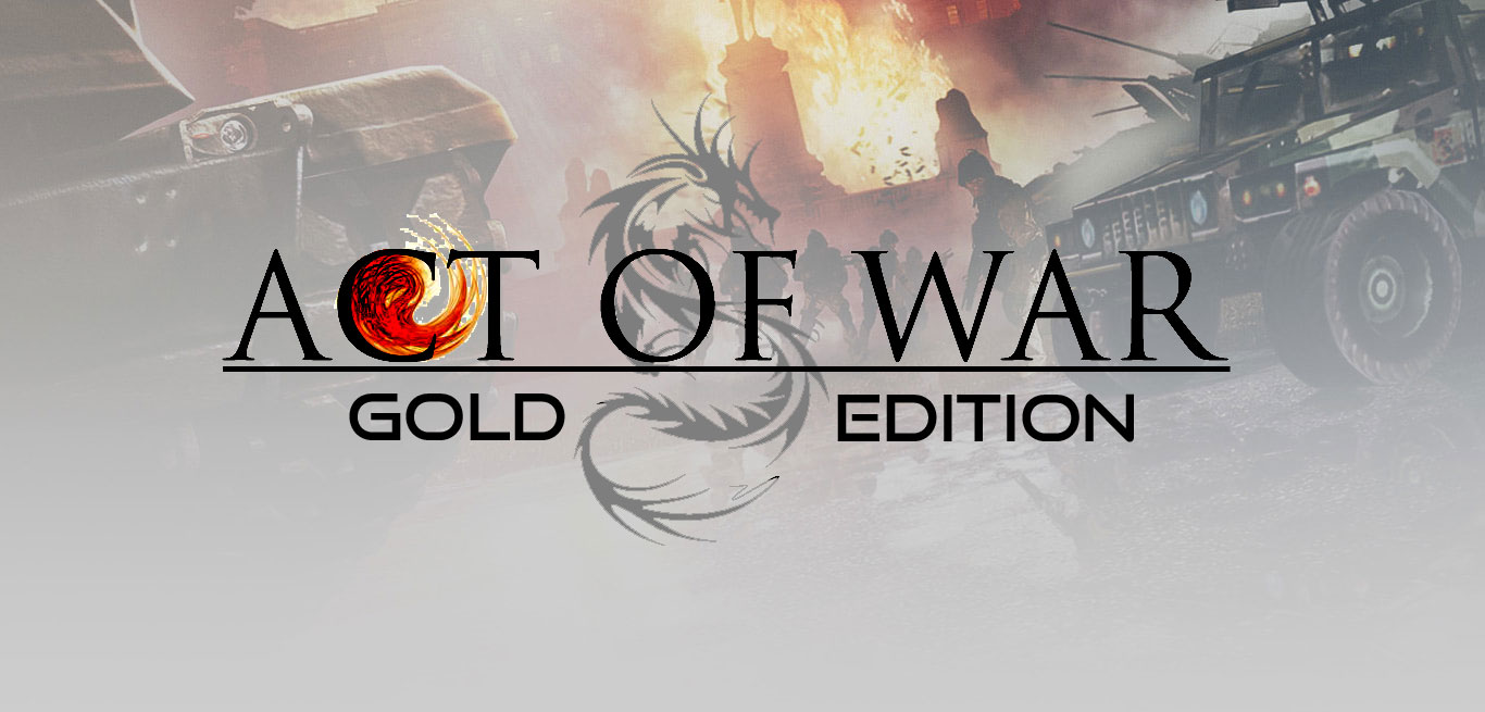 Act of War Gold Edition Free Download