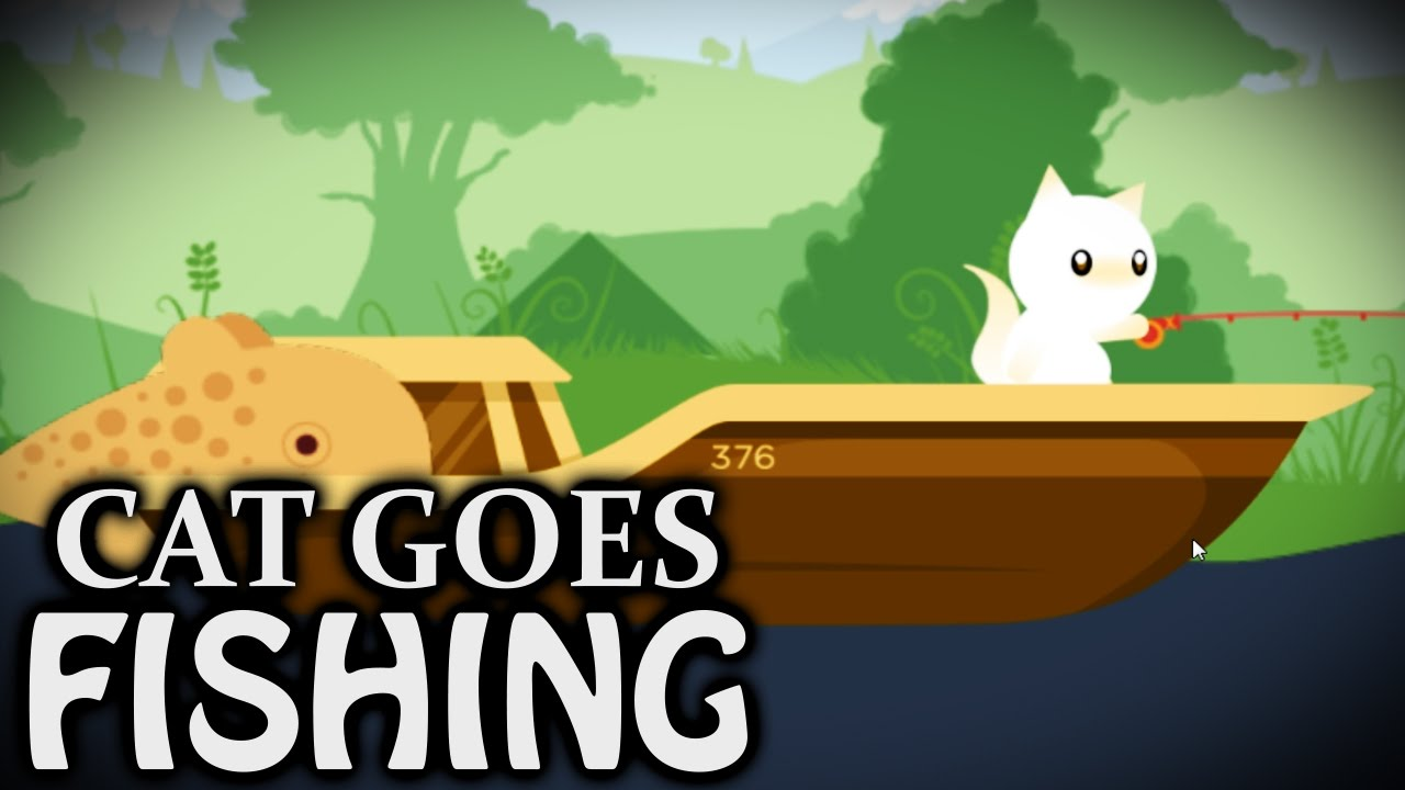 cat goes fishing download free full