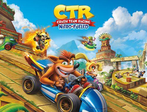 Crash Team Racing Nitro-Fueled Free Download