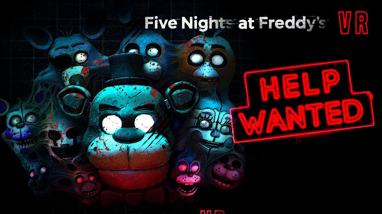 FIVE NIGHTS AT FREDDY'S VR HELP WANTED Free Download