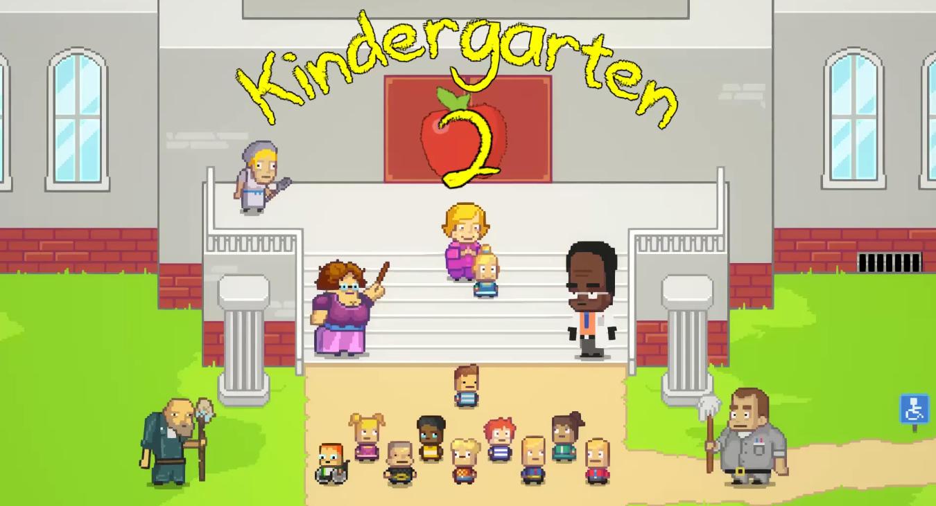 Kindergarten 2 PC Game Full Version