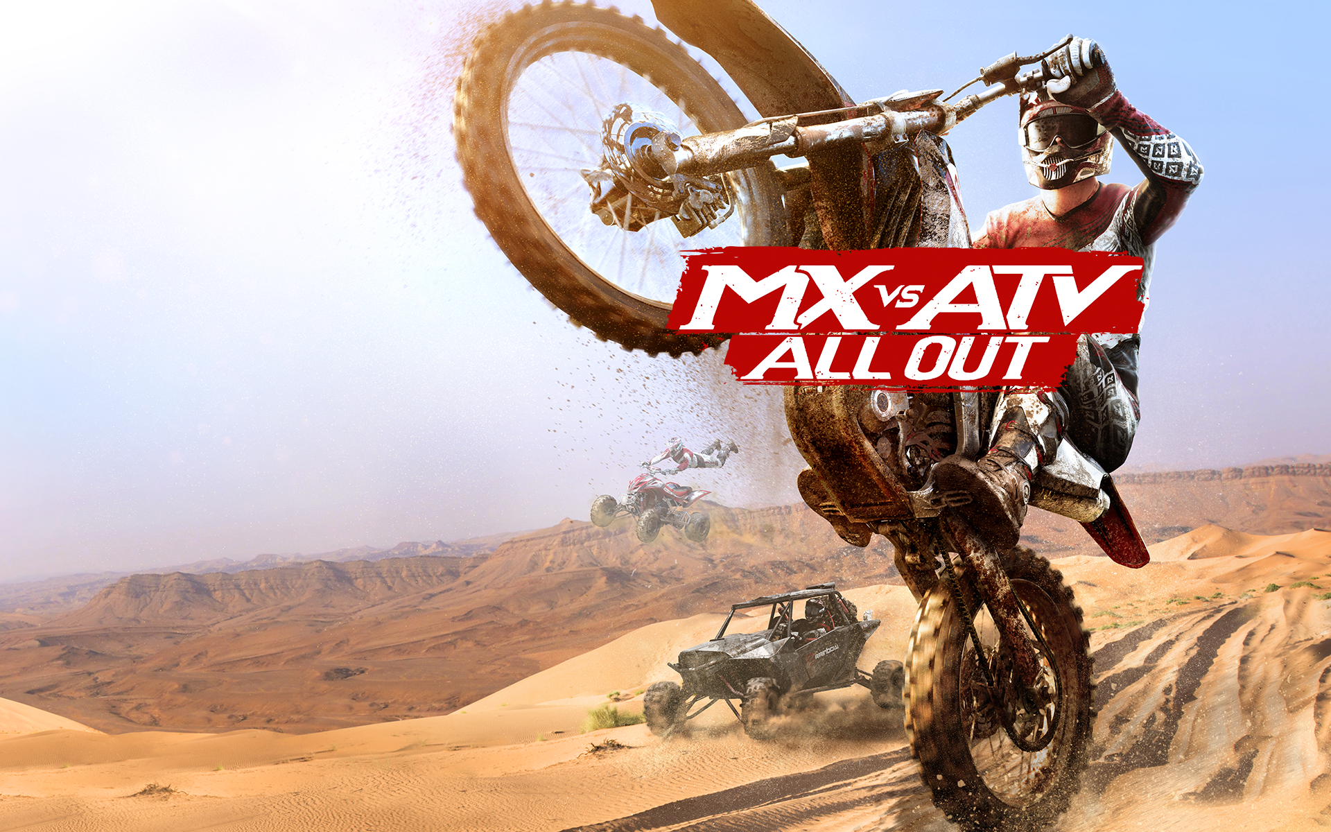 MX vs ATV All Out on Steam