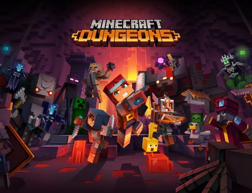 Minecraft: Dungeons Free Download