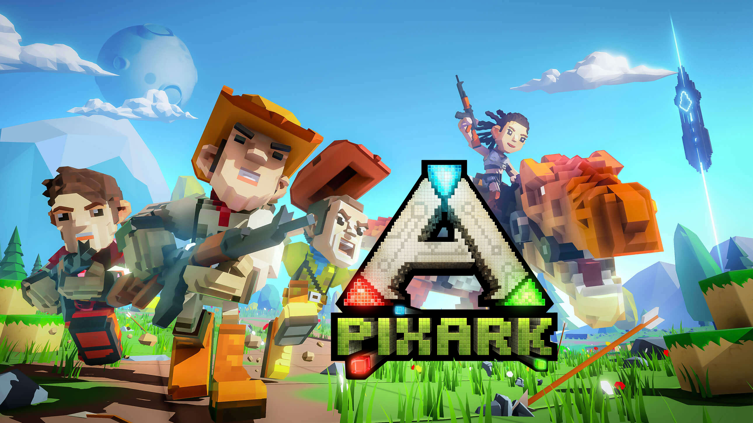 PixARK Free Download
