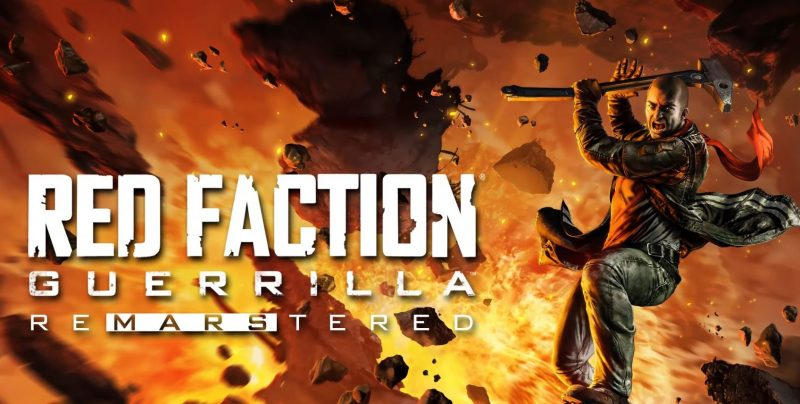 Red Faction Guerrilla Re-Mars-tered Free Download
