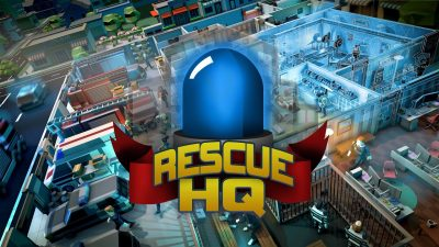 Rescue HQ - The Tycoon Free Download