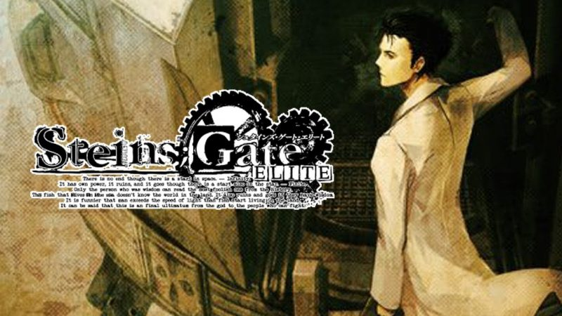 STEINS;GATE Linear Bounded Phenogram Free Download