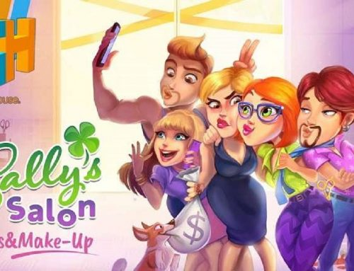 Sally's Salon: Kiss and Make-Up Free Download