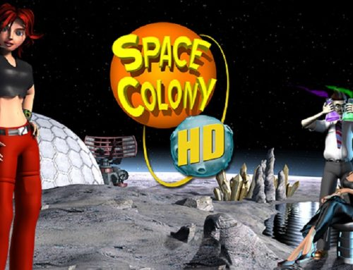 Space Colony HD Free Download