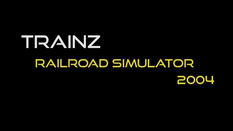 Trainz Railroad Simulator 2004 Free Download