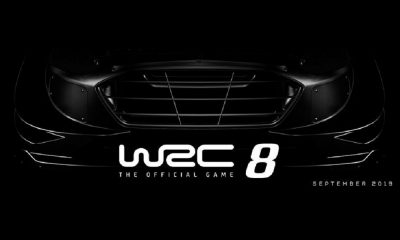 WRC 8 FIA World Rally Championship Free Download