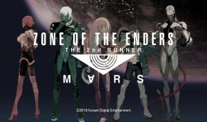ZONE OF THE ENDERS THE 2nd RUNNER M∀RS Free Download