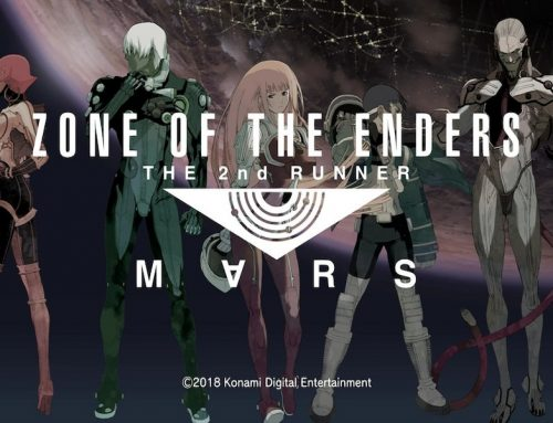 ZONE OF THE ENDERS THE 2nd RUNNER : M∀RS Free Download