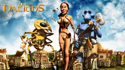 Alien Nations Free Download