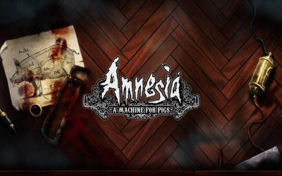 Amnesia A Machine for Pigs Free Download