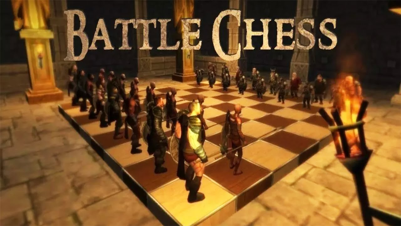 Battle Chess Special Edition Free Download