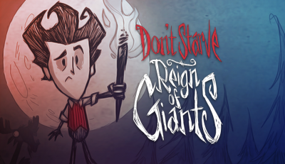 Don't Starve Reign of Giants Free Download