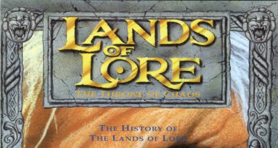 Lands of Lore The Throne of Chaos Free Download