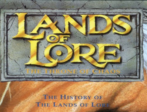 Lands of Lore: The Throne of Chaos Free Download