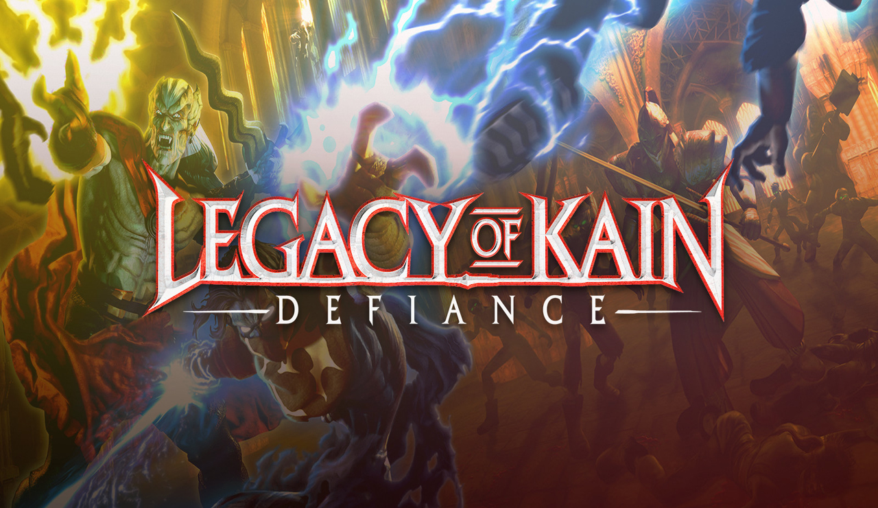 legacy of kain defiance download free for pc