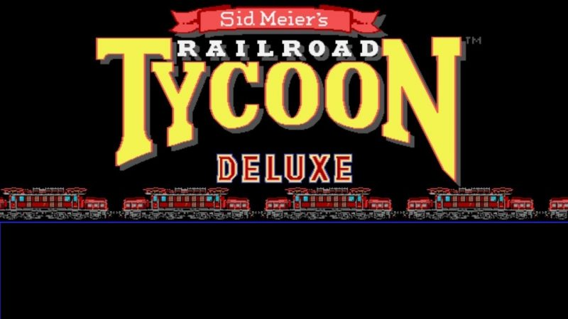 Railroad Tycoon Deluxe Free Download | GameTrex