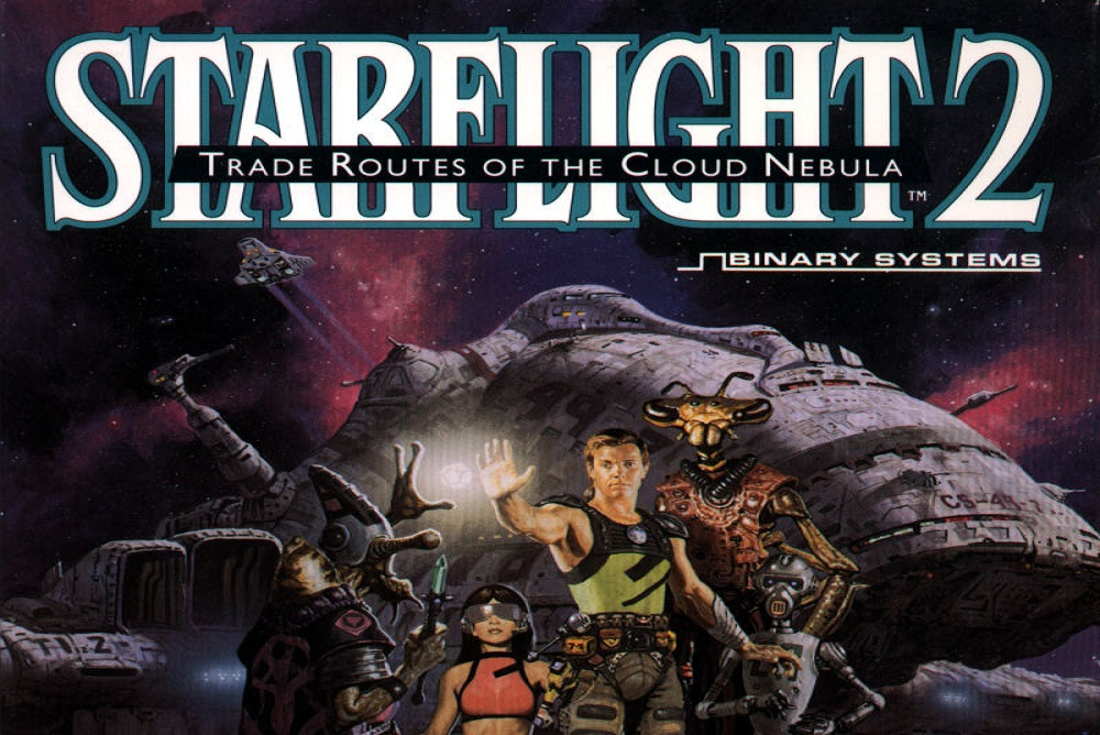 Starflight 2 Trade Routes of the Cloud Nebula Free Download
