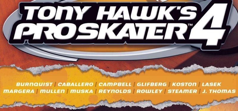 4 SKATE BAIXAR TONY HAWK PRO