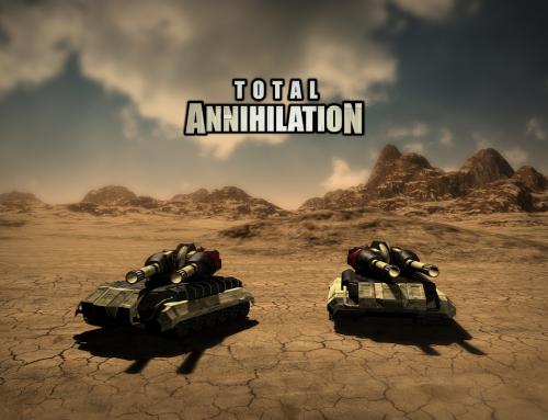 Total Annihilation: Commander Pack Free Download