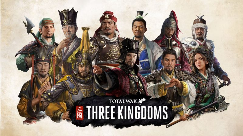 Total War: Three Kingdoms Free Download | GameTrex
