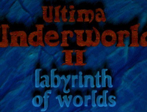Ultima Underworld II: Labyrinth of Worlds Free Download