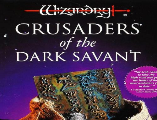 Wizardry VII: Crusaders of the Dark Savant Free Download