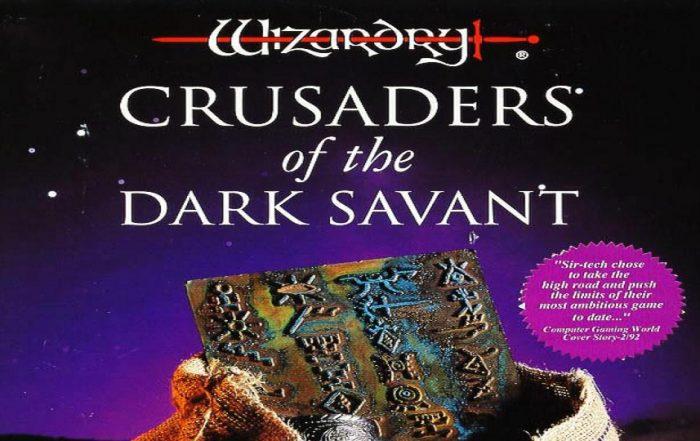 Wizardry VII Crusaders of the Dark Savant Free Download