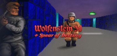 Wolfenstein 3D Spear of Destiny Free Download